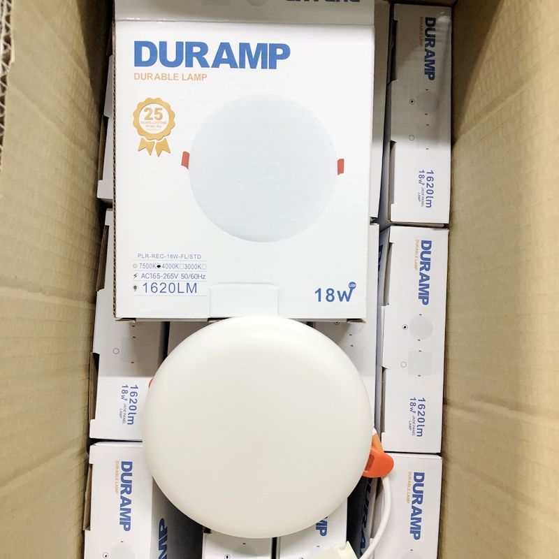 round panel light package
