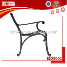 aluminum die casting garden chair armrest