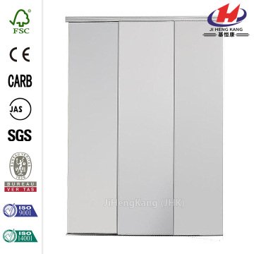 Primed MDF Interior Closet Sliding Door