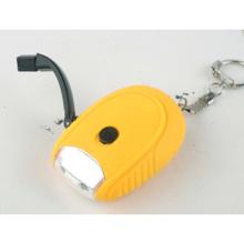Mini Dynamo LED Flashlight