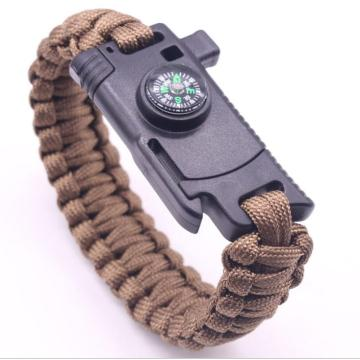 Outdoor Survival Bracelet Tool