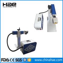 20W 30W 50W Portable Fiber Laser Coding Machine Systems