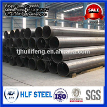 ASTM A53 Schedule 40 Black Steel Pipe