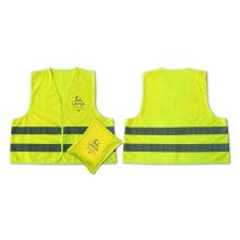 Safety Vest with Pouch for Gift Promotion