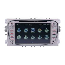 Audio de voiture pour Ford Tourneo Connect Lecteur DVD iPod