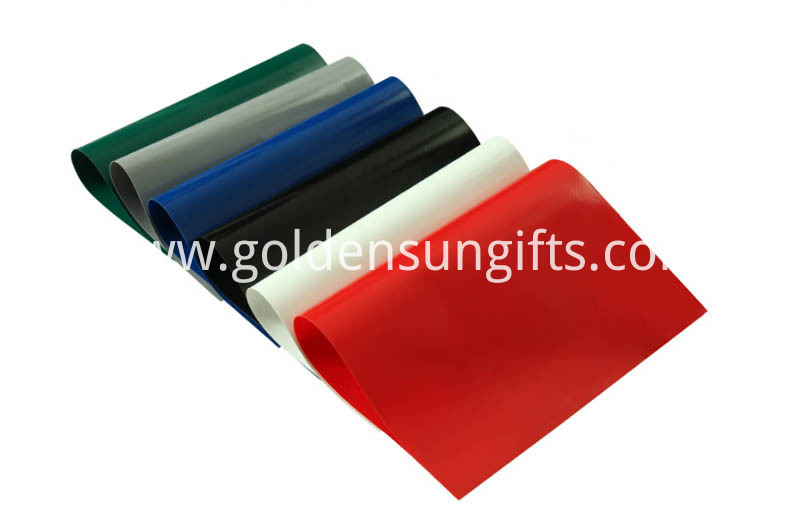 PVC truck covers panton colors