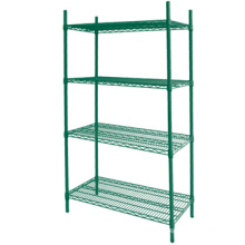 Hot selling metal best wire grid shelving