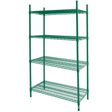 Hot selling metal best wire grid shelving