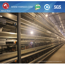 Battery Layer Cage