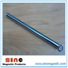 Barra separadora magnética