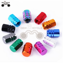 Individuality Universal Aluminum alloy bicycle Valve cap