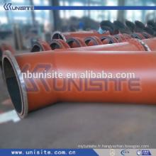 Raccord de tuyauterie à branchement haute pression et brides (USB036)