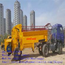 Máquina para esmagamento de compósitos de madeira para venda