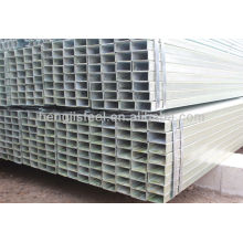 Hot dipped galvanized rectangular tube best prices