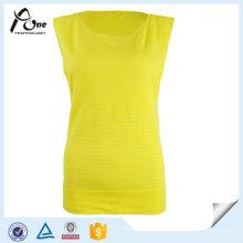 Seamless Blank Singlet Women Wholesale Running Wear