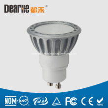 White cup 4w COB led spot light GU10 GU5.3 MR16 CRI 80