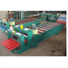 Folha de aço ondulado galvanizado pré-pintado (1.0mm - 2.0mm)
