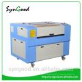 Cortador acrílico barato Syngood SG6090 do laser para a madeira / acrílico / papel