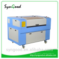 Недорогой лазерный акриловый резак Syngood SG6090 для дерева / акрила / бумаги