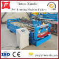 color steel aluminum trapezoidal sheet roof wall panel machine