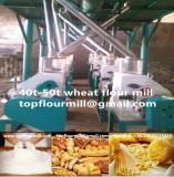50T wheat flour milling machine flour mills