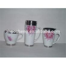 Новый стиль продукта оптом купить из Китая высокое качество керамическая кружка, пользовательских кофе кружку