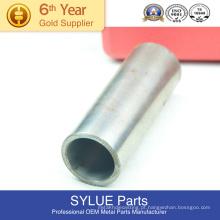 peças de telecomunicações de alumínio com superfície de passivação