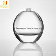 Botella de cristal del perfume del diseño de la manera del precio de fábrica