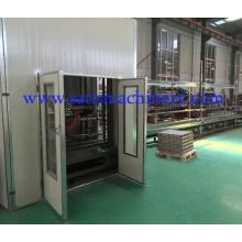 Hot selling attractive price for C Type High Speed Fin Press Line Copper Tubing Coil Brazing Machine supply to Comoros Manufacturer