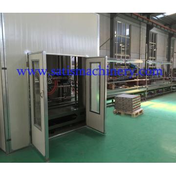 Rapid Delivery for Fin Press Lines Copper Tubing Coil Brazing Machine supply to Chile Wholesale