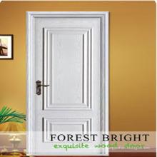Puerta de madera moderna de la puerta interior del producto caliente
