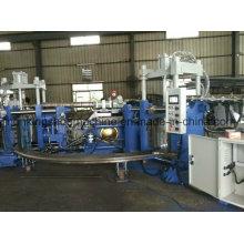 TPR PVC alto trabajo botas de lluvia máquina