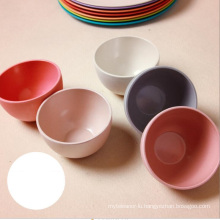 (BC-B1043) Hot-Sell Natural Bamboo Fiber Tableware Cute Baby Bowl