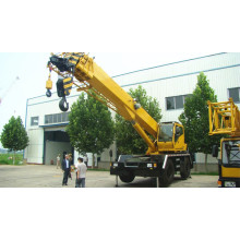 for Dubai Market Rough Terrain Mobile Crane