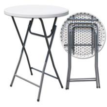 Blasform HDPE Kunststoff stapelbar Porttable Eco-Friendly Cocktail Bar Tisch (HQ-Y81)