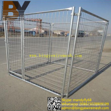 Chain Link Dog Kennel Welded Dog Cage