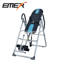 Best quality and factory for Best Commercial Inversion Table,Canvas Back Inversion Table,Healthware Inversion Table Manufacturer in China PU back inversion table gym machine supply to Gabon Exporter