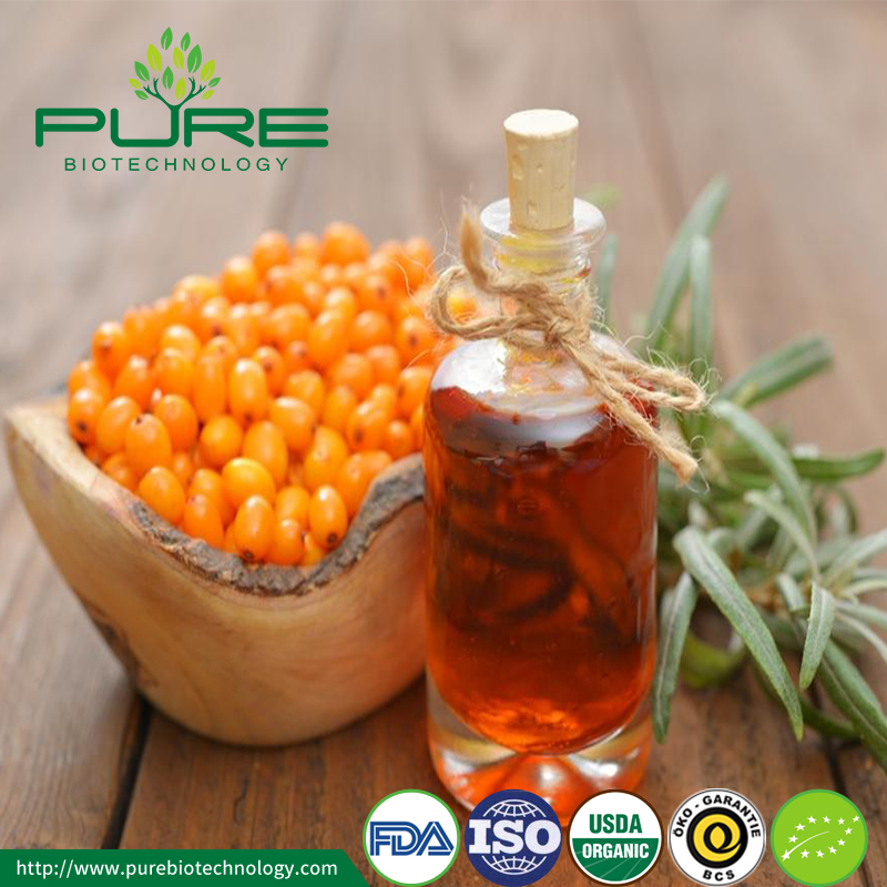 Aroma Fruit Oil Organic Sea Buckthorn Berry Seed Oil