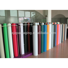colorful VMPET solar film for building window