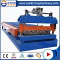 Steel Single Layer Roofing Sheet Production Machine