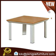 New design square small coffee table