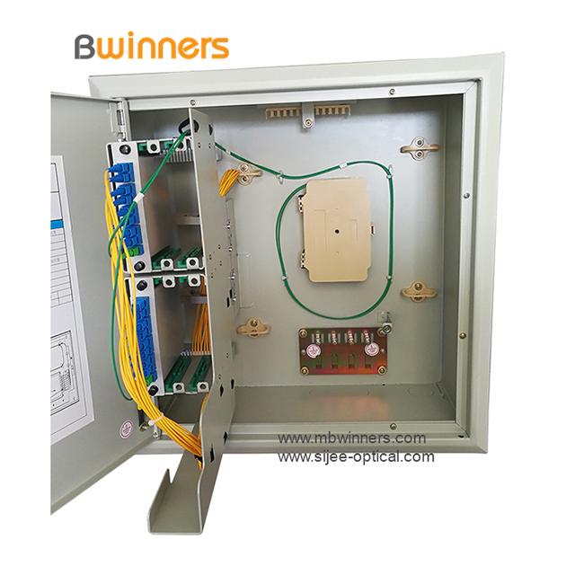 Wall Mounted Optical Splitter Distribution Box