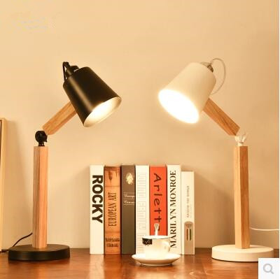 Fashionable Folding Modern Table Lamp