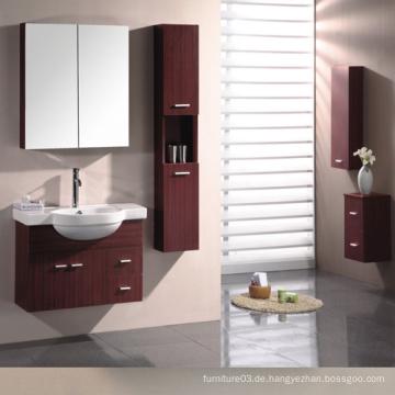 Melamin-Oberflächen-Badezimmer-Eitelkeit mit guter Qualität (SW-PB183)