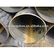 Tuyau en acier ERW ASTM A53 Gr B / Q235B / SS400 / SS490 / API 5L