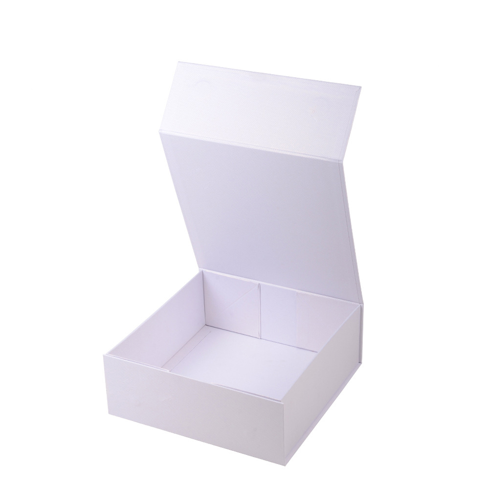 Foldable Paper Gift Box With Magnet