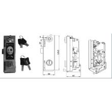 Serrure à pièces, verrouillage de casier, verrouillage de pièces, verrouillage de porte, Al2201