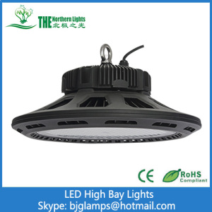 200W UFO LED High Bay Industrial Lighting