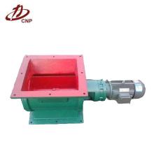 Опилки Клапан поворотный шлюз для фильтра