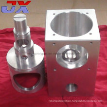 CNC Aluminium/Titanium/Magnesium Alloy Processing High Precision Rapid Parts